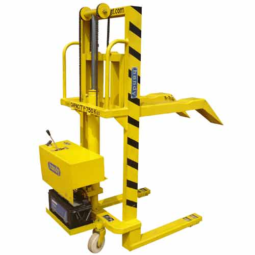 Battery Lifting Reel Lifter