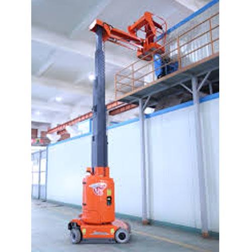 Compact Articulating Boom Lift : Jet boom lift articulating work platform and