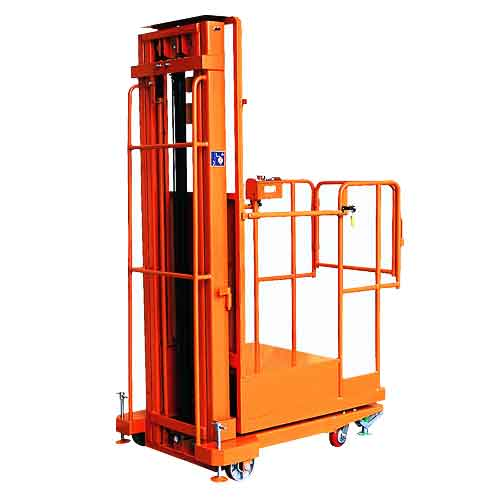 Hydraulic House Lift Order Picker