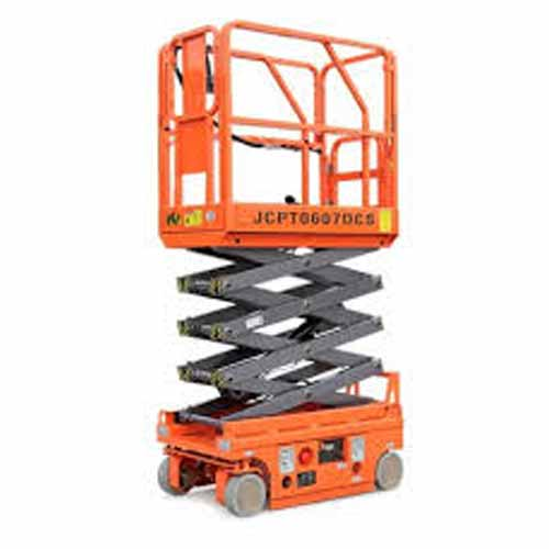 JET Electric Scissor Lift