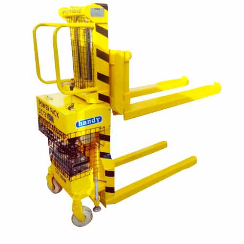 JET Hydraulic Lifting Stacker Goods Lift