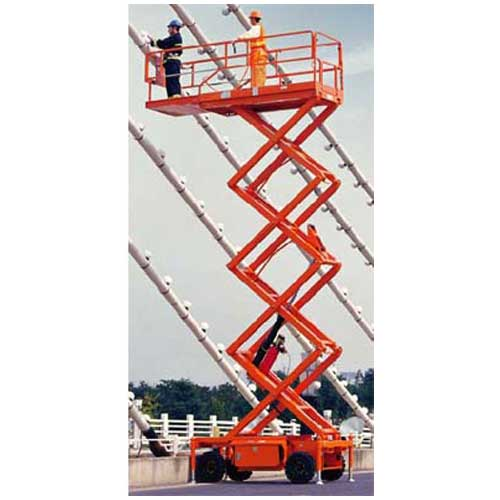 JET Hydraulic Scisscor lIft