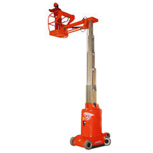 Self Propelled Mast Lift Work Platform