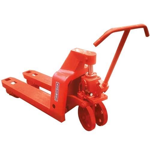 Special Pallet Truck 10 Ton