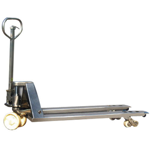 Stainless Steel Pallet Truck (HOPT)