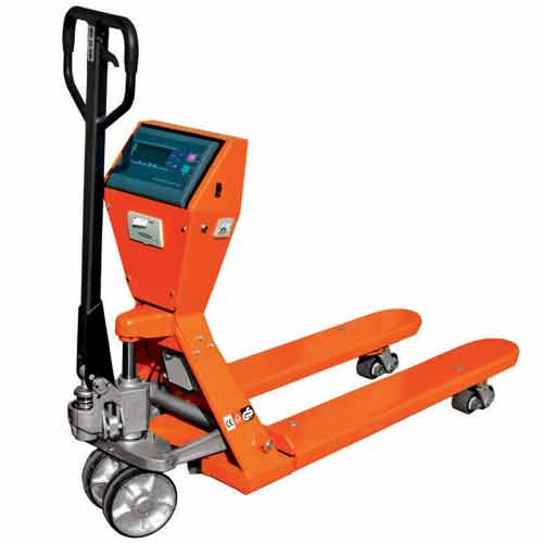 JET Weighing Scale Pallet Truck (HOPT)